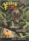 Analog Science Fiction and Fact, 1961 June (Volume LXVII, No. 4) - John W. Campbell Jr., Clifford D. Simak, Leigh Richmond, L. Sprague de Camp, Philip E. High, Lloyd Biggle Jr., George Willard