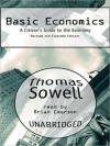 Basic Economics: A Citizen's Guide to the Economy (Audio Book) - Thomas Sowell, Brian Emerson