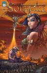 Soulfire Preview - Loeb III, Jeph, Michael Turner, , Comicraft, Richard Starkings, Peter Steigerwald