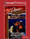 Billionaire Bridegroom - Peggy Moreland