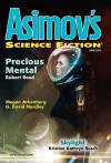 Asimov's Science Fiction Magazine (June 2013, Volume 37, No. 6 - Sheila Williams, Robert Reed, G. David Nordley, Kristine Kathryn Rusch, Eric Del Carlo, Megan Arkenberg