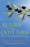 Return to the Olive Farm - Carol Drinkwater