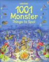 1001 Monster Things To Spot - Gill Doherty, Teri Gower