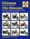 Chinese 125 Motorcycles Service and Repair Manual - Matthew Coombs