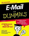 E-Mail for Dummies - John R. Levine, Margaret Levine Young, Carol Baroudi