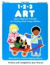 Totline 123 ART ~ Open-Ended Art Activities for Working with Young Children (1-2-3 Series) - Jean Warren