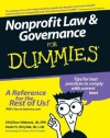 Nonprofit Law & Governance for Dummies - Jill Gilbert Welytok