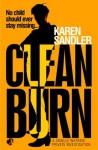 Clean Burn: Introducing Detective Janelle Watkins - Karen Sandler