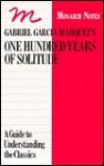 Gabriel Garcia Marquez's One Hundred Years of Solitude: A Critical Commentary - Geoffrey E. Fox, Gabriel García Márquez