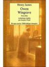 Owen Wingrave (Poche) - Henry James, Jacques Finné