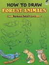 How to Draw Forest Animals - Barbara Soloff Levy
