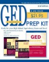 Master the GED Prep Kit - Peterson's, Arco Publishing