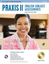 Praxis II English Subject Assessments (0041, 0042, 0043, 0049) W/CD-ROM, 2nd Edition (Rea) - The Best Teachers Test Prep for the Praxis - Anita Price-Davis, Anita Price Davis, PRAXIS