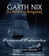 Drowned Wednesday (Keys to the Kingdom Series #3) - Garth Nix, Allan Corduner