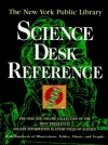 The New York Public Library Science Desk Reference - New York Public Library, Patricia Barnes-Svarney