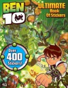 Ben 10 Ultimate Book of Stickers - Modern Publishing, Cartoon Network