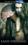 Valkyrie's Vow - Mari Freeman