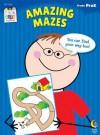 Amazing Mazes, Grade PreK - Creative Teaching Press