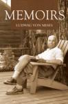Memoirs (LvMI) - Ludwig von Mises