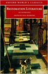 Restoration Literature: An Anthology - Paul Hammond