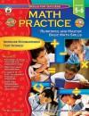Math Practice, Grades 5 - 6: Reinforce and Master Basic Math Skills - Bill Linderman, Michael L. Denman, Peggy Jackson