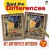 Spot the Differences Book 4: Art Masterpiece Mysteries - Dover Publications Inc.
