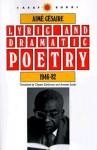 Lyric And Dramatic Poetry, 1946 82 - Aimé Césaire, Clayton Eshleman, Annette Smith