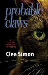 Probable Claws - Clea Simon
