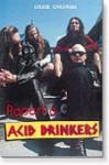Raport o Acid Drinkers - Leszek Gnoiński