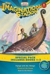 The Imagination Station Books 1-3 - Paul McCusker, Marianne Hering