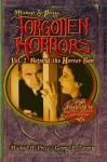Forgotten Horrors Vol. 2: Beyond the Horror Ban - Michael Price, George Turner