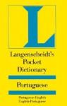 Langenscheidt's Pocket Dictionary Portugese - Langenscheidt