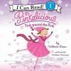 Pink around the Rink (MP3 Book) - Victoria Kann, Kathleen McInerney
