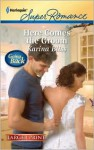 Here Comes The Groom (Harlequin Super Romance (Larger Print)) - Karina Bliss