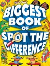 Biggest Book of Spot the Difference - Kidsbooks Staff, Tony Tallarico
