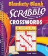 Blankety-Blank SCRABBLE Crosswords - Frank Longo