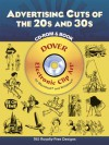 Advertising Cuts of the 20s and 30s CD-ROM and Book - Dover Publications Inc.