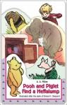 Pooh and Piglet Find a Heffalump/Graduated Die Cut Board Book - A.A. Milne, Sarah Ketchersid, Ernest H. Shepard