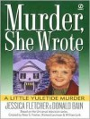 A Little Yuletide Murder (Murder, She Wrote, #11) - Jessica Fletcher, Donald Bain