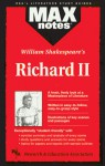 Richard II (MAXNotes Literature Guides) - Michael Morrison, English Literature Study Guides