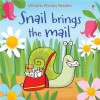 Snail Brings the Mail - Russell Punter