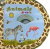 Animals A to Z [With CD] - Laura Gates Galvin