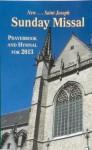St. Joseph Sunday Missal & Hymnal: For 2013 - U S C C B, The Catholic Church