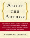 About the Author: The Passionate Reader's Guide to the Authors You Love including Things You Never Knew, Juicy Bits You'll Want to Know & Hundreds of Ideas for What to Read Next - Alfred Glossbrenner, Emily Glossbrenner