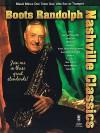 Music Minus One Tenor Sax, Alto Sax Or Trumpet: Boots Randolph: Nashville Classics - Boots Randolph