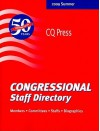 Congressional Staff Directory: 111th Congress, First Session - Joel D. Treese, Treese J
