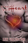 Finding Your Heart I - Lex Valentine, Winterheart Design