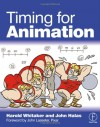 Timing for Animation - Harold Whitaker, John Halas