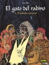 El gato del rabino #4: El paraíso terrenal - Joann Sfar