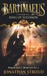 The Ring of Solomon: A Bartimaeus Novel - Jonathan Stroud
